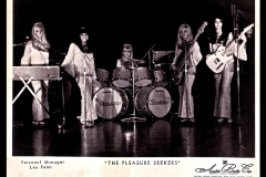 Pleasure Seekers PR Photos