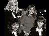 1990 ENGLAND QUATRO SISTERS TV REUNION WITH MOTOWN REVUE
