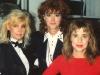 1990 ENGLAND MOTOWN REVUE TV ARLENE, PATTI, SUZI